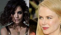 Nicole Kidman and Katie Holmes are fighting over Kidman's kids
