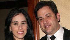 Jimmy Kimmel and Sarah Silverman break up again