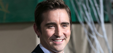 Lee Pace went to senior prom every year during high school
