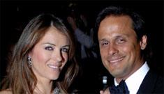 Liz Hurley & Arun Nayar's marriage on the rocks