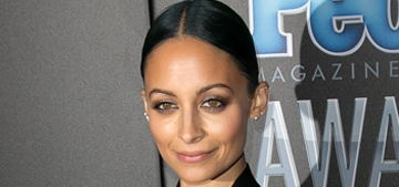 Nicole Richie wore her 6-year-old's jacket to an event: cute or show off?