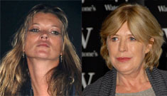 Marianne Faithfull: Kate Moss stole my style, they're no longer friends