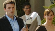 Ben Affleck and Jennifer Garner are friends with Jen's ex, Scott Foley