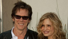 Kevin Bacon finds military families 'really inspirational'
