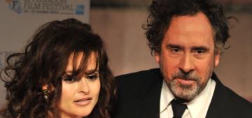 Helena Bonham Carter & Tim Burton have separated after 13 years together