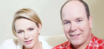 Prince Albert & Princess Charlene reveal twins Gabriella & Jacques: so cute?