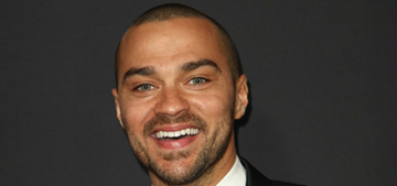 Jesse Williams: Hollywood fuels racism with stereotypical minority roles