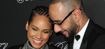 Alicia Keys & Swizz Beatz welcome their second baby, son Genesis Ali Dean