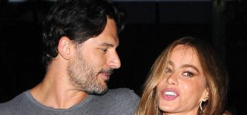 Sofia Vergara & Joe Manganiello are engaged after six months of dating