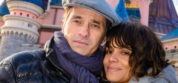 """Halle Berry & Olivier Martinez visited Disneyland Paris"" links"