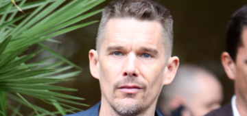 Ethan Hawke 'feels sorry' for Jennifer Lawrence's early career successes