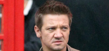 Jeremy Renner's wife Sonni Pacheco filed for divorce after 10 months of marriage