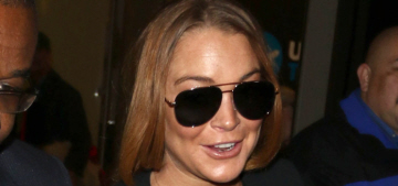 Lindsay Lohan caught a mosquito-borne virus on vacation in French Polynesia
