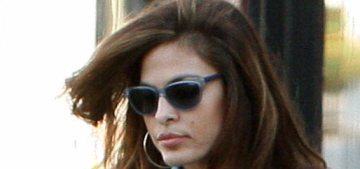 Eva Mendes & Ryan Gosling aren't breaking up, they're just 'super-super-private'