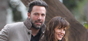 Ben Affleck: Jennifer Garner gave me a 'foundation' to reboot my career