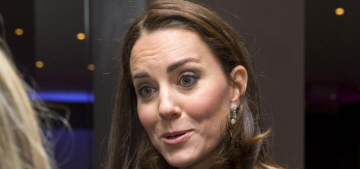 Duchess Kate's 2014 event tally: she works less than every other working royal