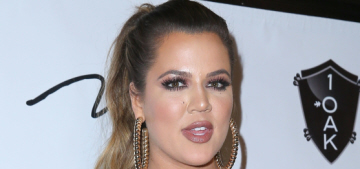 Khloe Kardashian took her implants to Vegas for a pre-NYE party: tragic?