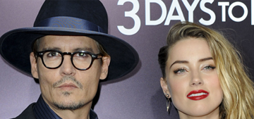 Enquirer: Johnny Depp is doing an at-home alcohol rehab program