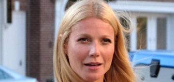 Gwyneth Paltrow 'said some stupid things' because she's been famous for so long