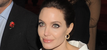 Angelina Jolie sat down with Al Roker for her first post-pox TV interview