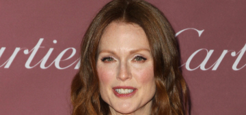Was Julianne Moore the worst dressed 'Best Actress' at the Palm Springs gala?