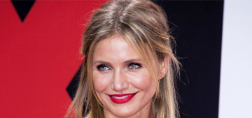 Cameron Diaz married Benji Madden last night in a home ceremony