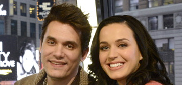 Are Katy Perry & John Mayer back together for a fourth time?