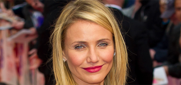 Cameron Diaz on marriage: 'I waited because I didn't want to settle'