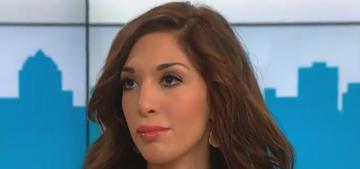 Teen Mom Farrah Abraham hospitalized after botched lip implant