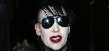 Marilyn Manson regularly gives in to the urge to shoplift, just for fun