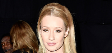 Iggy Azalea named Favorite Hip Hop Artist at the PCAs: good pick?