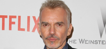 Billy Bob Thornton chose Jennifer Aniston in a game of 'Who would you rather?'