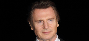 Liam Neeson thinks it's a 'disgrace' that there are so many guns in America