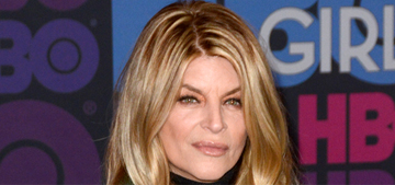 Kirstie Alley goes CO$ OT Level VII, swears she didn't 'shun' Leah Remini