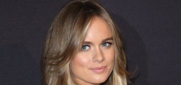 Cressida Bonas always hated her name & she wants to be an actress in LA now