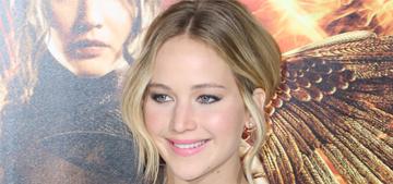 Plus-sized model Ashley Graham wishes we didn't call Jennifer Lawrence 'curvy'