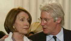 Richard Gere lobbies Congress on behalf of Tibet