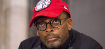 Spike Lee to Ava DuVernay: 'F–k 'em… start working on the next one.'