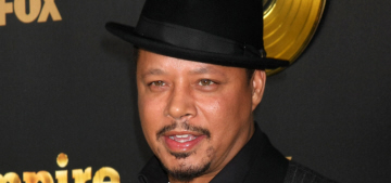 Terrence Howard only assaulted women because he was frustrated, you guys