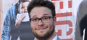 Seth Rogen: 'American Sniper' is like a fake Nazi propaganda film