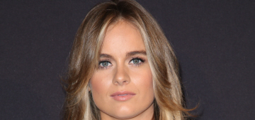 Has Cressida Bonas parlayed her 'buzz' into a role on 'Downton Abbey'?