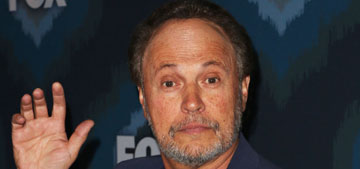 Billy Crystal on gay sex on TV: 'I hope people don't abuse it & shove it in our face'