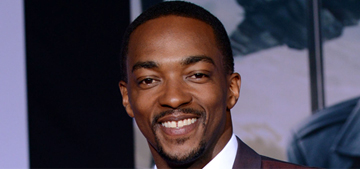 Anthony Mackie on 'Selma': 'People are tired of being bombarded with race'