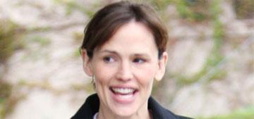 Jennifer Garner on anti-paparazzi laws: 'it's changed my kids' lives'