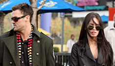 Megan Fox and Brian Austin Green are on & going to counseling