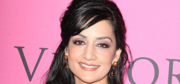 Archie Panjabi thinks America is better than the UK at hiring racially diverse actors