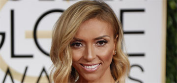 Star: Giuliana Rancic is dangerously thin, people are concerned
