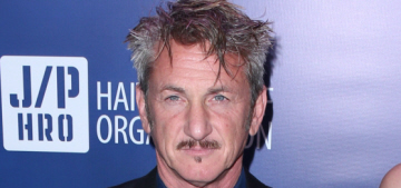 Sean Penn files paperwork to adopt Charlize Theron's son, she's 'ecstatic'
