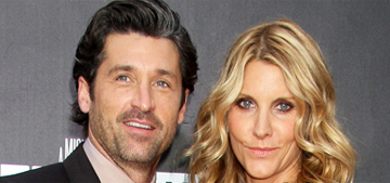 Patrick Dempsey & wife Jillian Fink divorce after 15 years of marriage