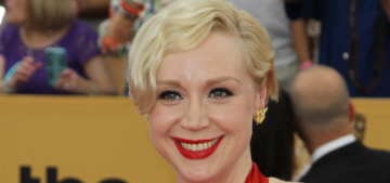Gwendoline Christie & the 'GoT' ladies at the SAGs: best-looking cast?